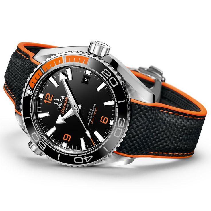 Omega Planet Ocean Master Chronometer