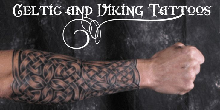 viking tattoo designs | Celtic and Viking Tattoos