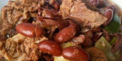 Resep Sup Kacang Merah Iga Sapi Enak dan Cara Membuatnya | Seminung | Pinterest