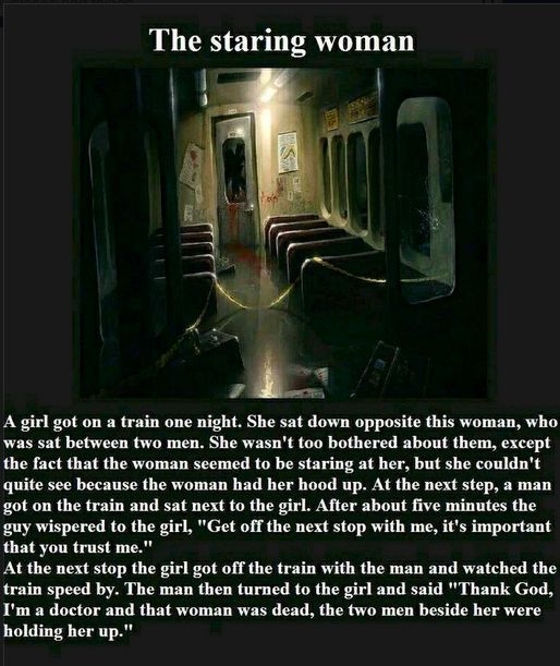 This is a bit creepy, sure, but why were the two men carrying her around to begin with? It sounds like the basis for a weird movie.  < i was thinking they killed her and hid the fact she was dead to dispose of the body without getting caught