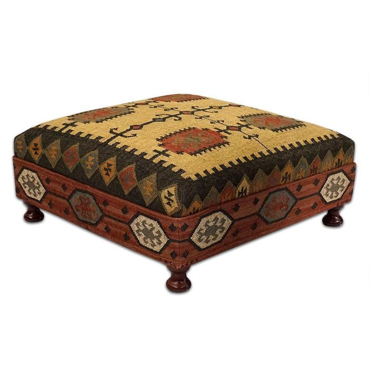 10 Best Cr Laine Vintage Rug Ottomans Images On