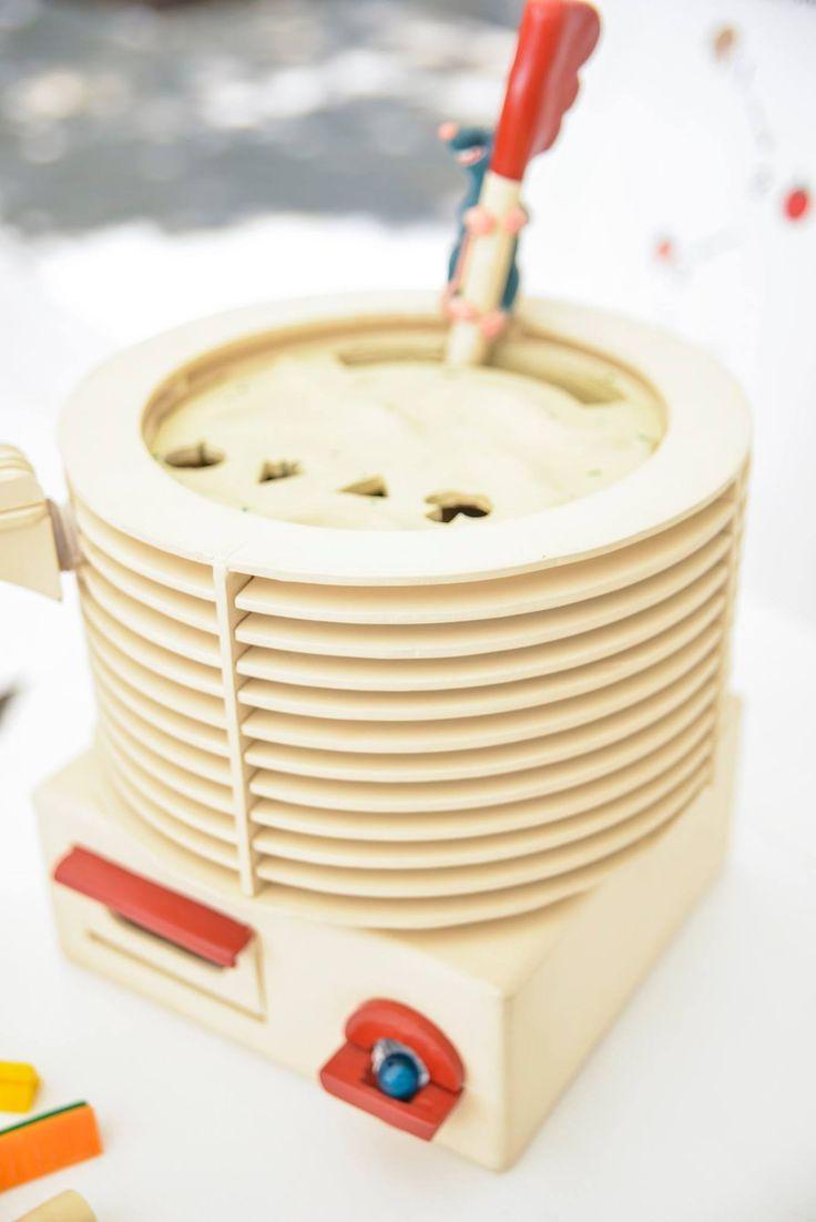 Le Petit Pot - Juguete interactivo inspirado en la película Ratatouille para el aprendizaje de formas y colores