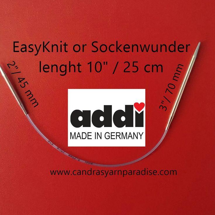 EasyKnit circular knitting needles