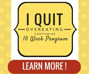 I Quit Overeating by Smart Nutrition title=