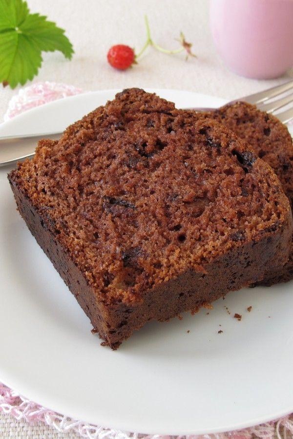 So Geht S Super Saftiger Schoko Joghurt Kuchen Rezept Joghurt Kuchen Kuchen Und Torten Rezepte Kuchen Schoko