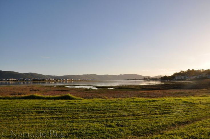Landscapes for the SCENIC GARDEN ROUTE, South Africa Nomadic Existence