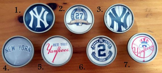 American League Baseball / Bedroom Dresser by SilverStateDesigns