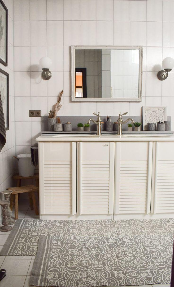 Badezimmer Ideen Deko Bad Renovierung selber machen