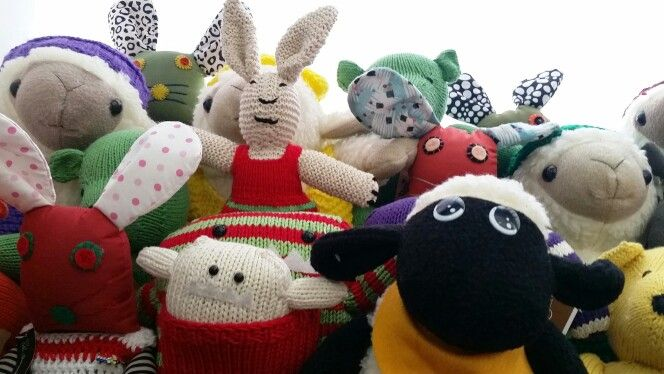We have a wide range of soft, cuddly toys that are locally produced!