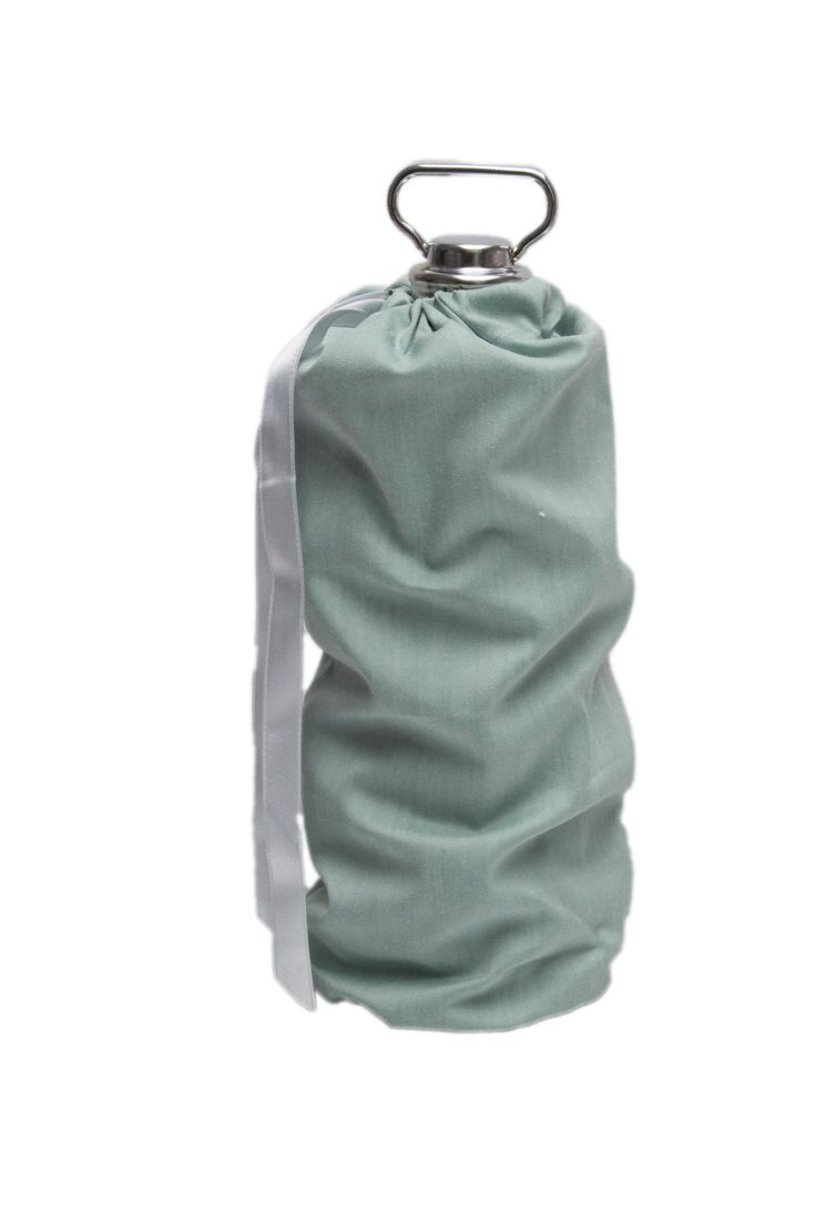 (warmwater) bottle pouch (=cover for warmwater babywarmer) @Fabs World #bottle pouch #babywarmer #kruikzak #nursery #baby #warm water #mint  #kidsroom #babyroom #babyuitzet shop:fabsstore.com