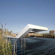 The Urban Beach Concept Hopes to Make a Splash in Amsterdam #architecture trendhunter.com
