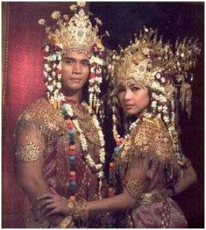 Traditional weding - Lampung Indonesia