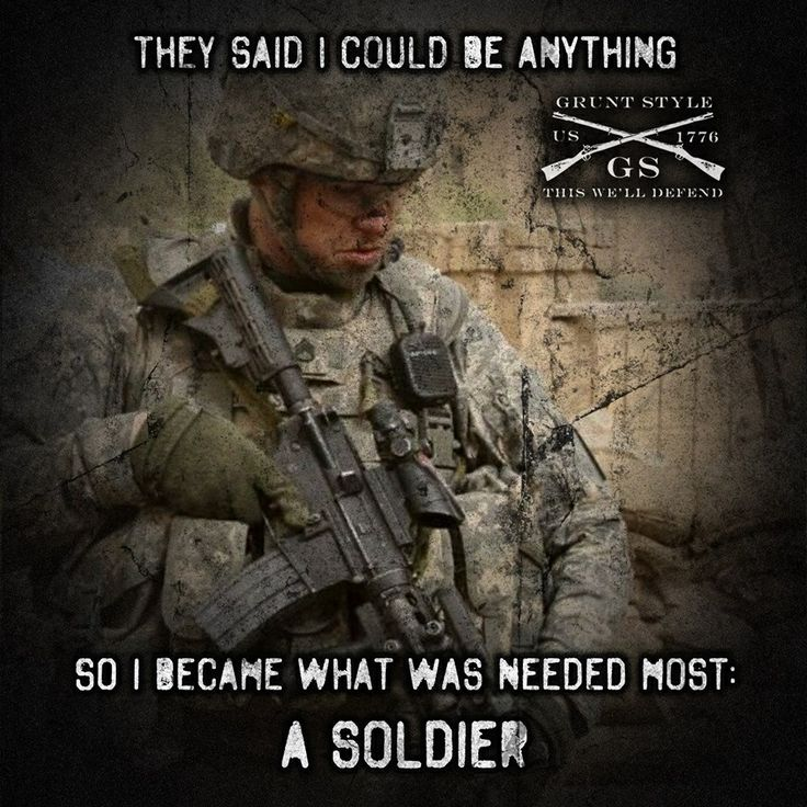 Grunt Style | Military & Patriotic Signs | Military humor ...