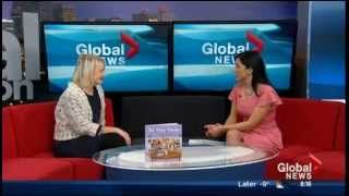 Shelley Arnusch discusses her new book #TooManyTeddies - Global #yeg #Edmonton Feb 2/14