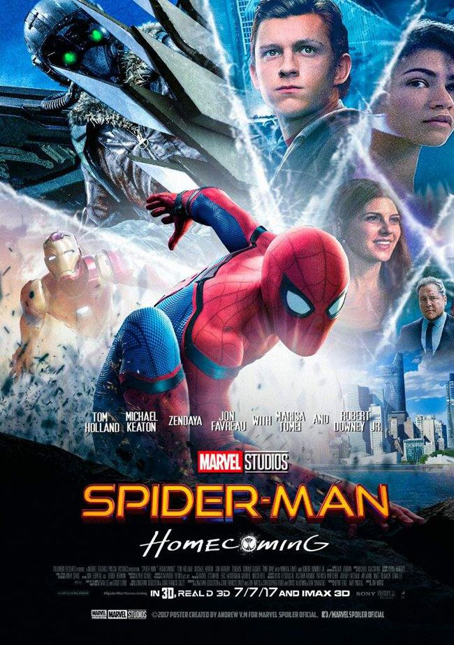 inanılmaz örümcek adam 2017 Spider Man Homesick Filmini 1080p Tek Part donmadan ücretsiz film izleyin.
