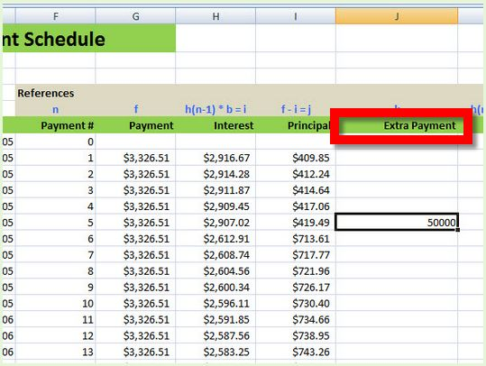 How to Create a Mortgage Calculator With Microsoft Excel -- via wikiHow.com