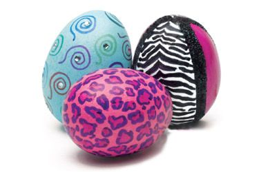 Fancy Faux Easter Eggs  http://www.bicmarkit.com/crafts/content.aspx?Page=detail=HolidayDecorating=Easter=Fancy_Faux_Easter_Eggs=337