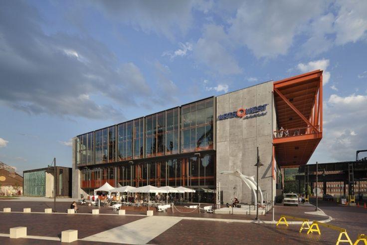 The Bethlehem Steel Corporation, Bethlehem, Pennsylvania / Spillman Farmer Architects (10)