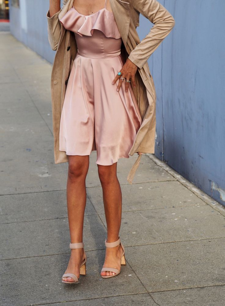 dusty pink style