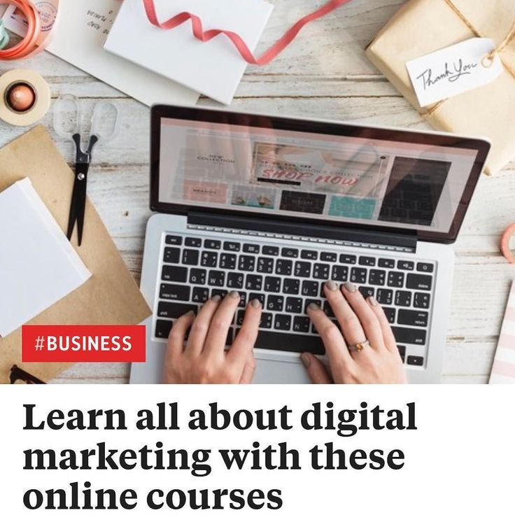 Learn all about digital marketing with these online courses http://ift.tt/2zl74Nt #news #fashion #photography #follow #новости #music #instagram #media #memes #newyork #like4like #love #bitcoin #update #money #funny #nyc #pic #animals #btc #blog #art #instagood #dogs #christmas #beautiful #picture #crypto #moda #россия
