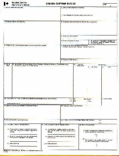 Die besten 25+ Customs invoice Ideen auf Pinterest Zeremonie - how to fill out an invoice