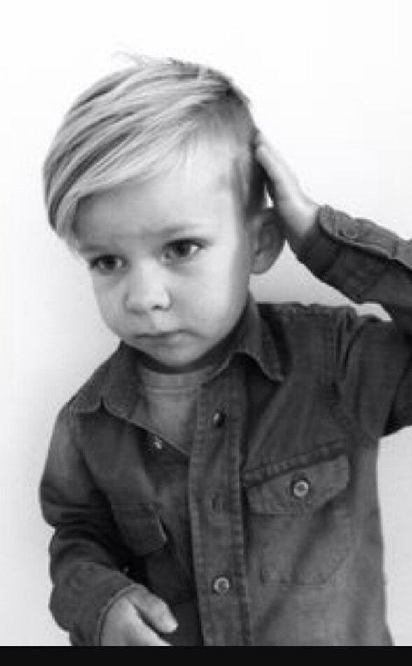 Stupendous 1000 Ideas About Little Boy Hairstyles On Pinterest Little Boy Short Hairstyles Gunalazisus