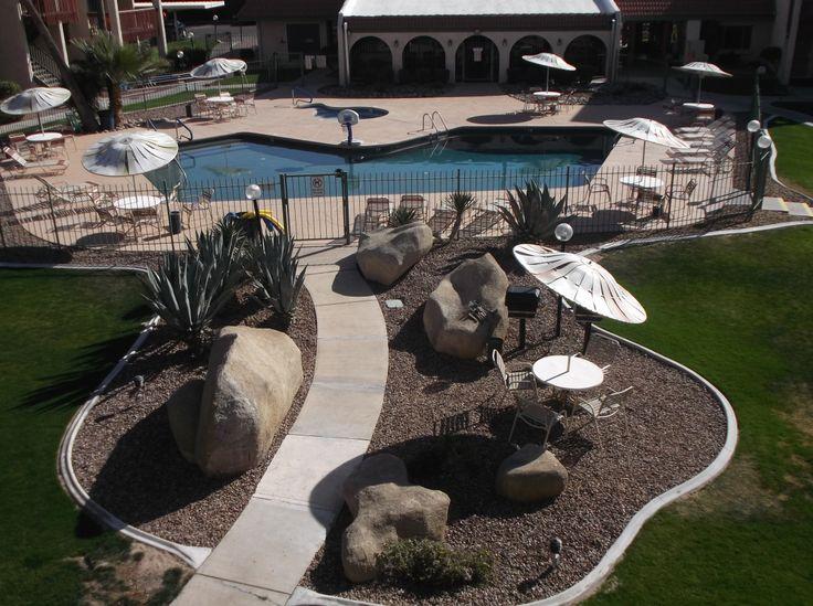 Wilmot North Apartments  BBQ Time!  #FHRcares #WilmotNorth #seniorliving #heatedpool #TucsonArizona