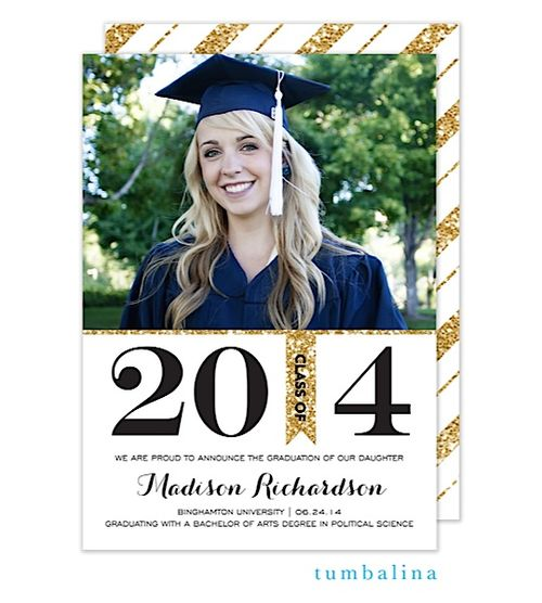 138 best Graduation InvitaionsAnnouncements images on Pinterest