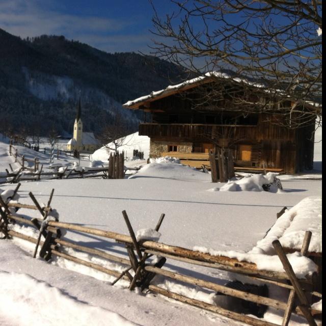 Markus Wasmeier Freilichtmuseum Schliersee #winterimpressionen