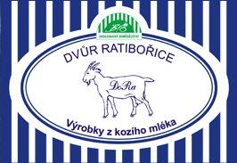 Kozí farma - Dvůr Ratibořice Praha, jihlava, Třebíč, Brno, Znojmo