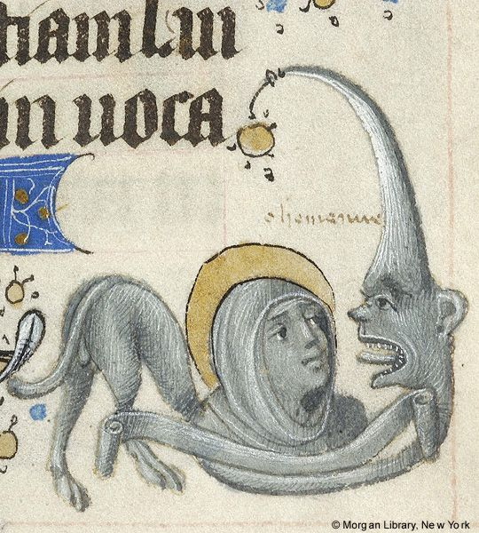 Book of Hours, MS M.854 fol. 200r - Images from Medieval and Renaissance Manuscripts - The Morgan Library & Museum