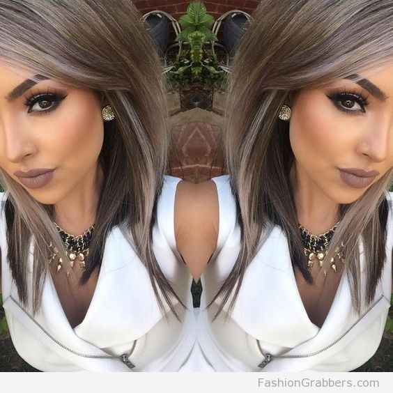 The trendiest soft brunette balayage for Fall you can't miss