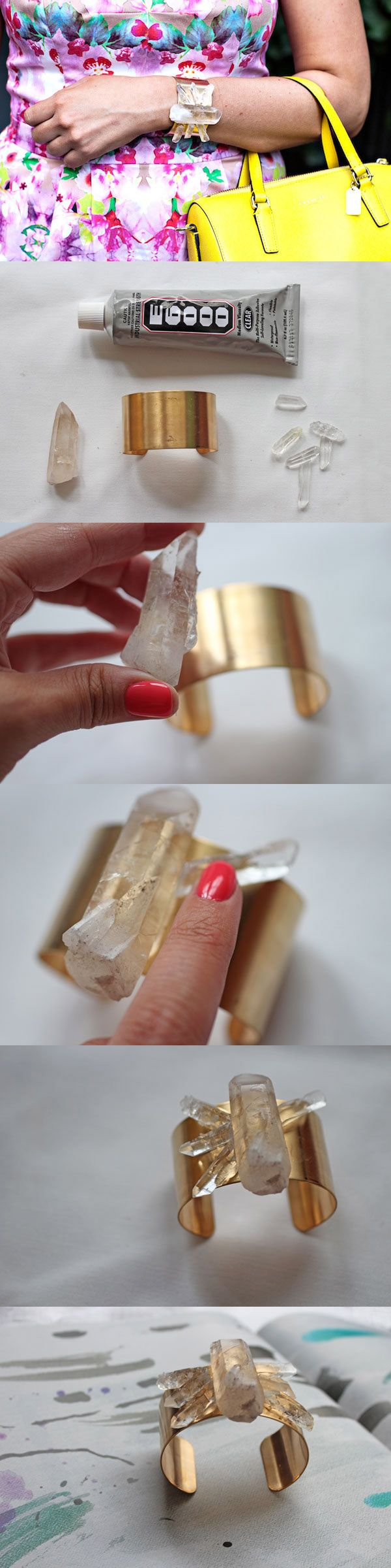 Amazingly Easy to Make DIY Fashion Projects
