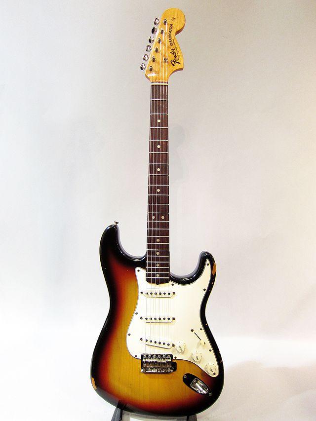 FENDER/USA[フェンダー/ユーエスエー] Stratocaster/3TB|詳細写真