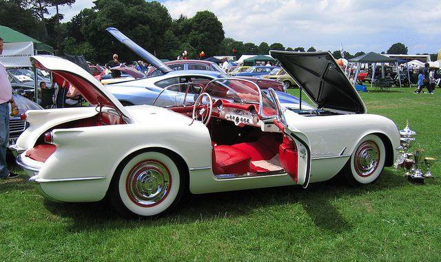 Chevrolet Corvette C1, c1954