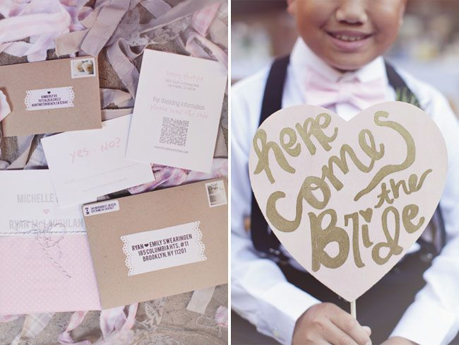 their invites had those scanner boxes on them.