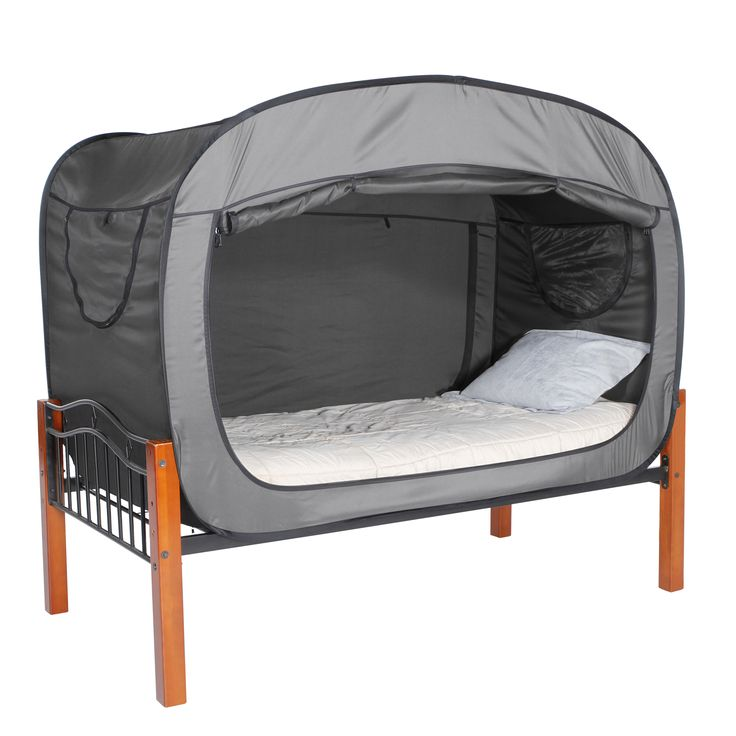 The Privacy Pop Tent fits most common bed sizes and is designed to provide a private space to sleep and relax in when sharing a bedroom or living in a ...  sc 1 st  Pinterest : privacy bed tent - memphite.com