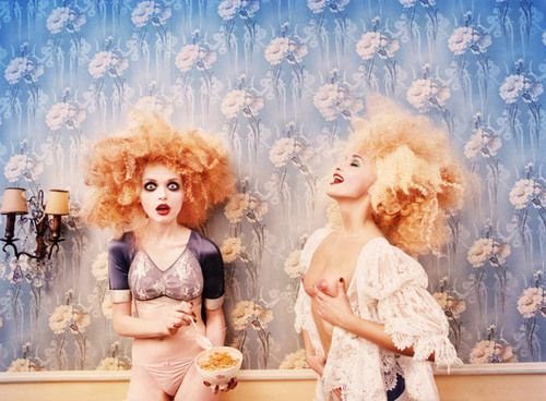 David LaChapelle, one of my absolute photographs of his :)