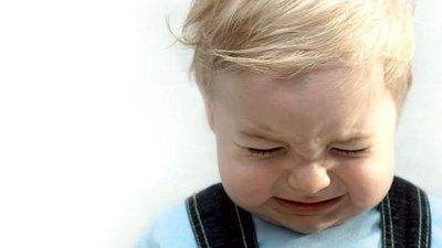 Your 1-year-old's tantrums and how to deal with it