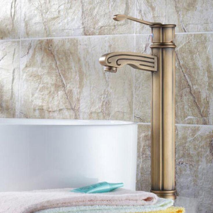 1000 Ideas About Lavatory Faucet On Pinterest: 1000+ Ideas About Antique Brass Bathroom Faucet On Pinterest