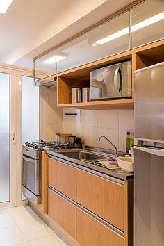 armario cozinha apartamento pequeno - Pesquisa Google