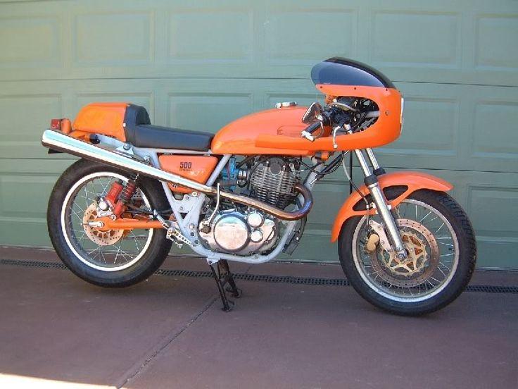 Yamaha SR500 | Yamaha SR500 & SR400 Forum • View topic - ...Conti ...