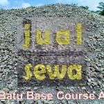 #Jual BASE COURSE / AGGREGATE A di Bandung Info: Sumber Alam Raharja ✆/WA: 0889 101 2858 | BBM: 5E789D9A
