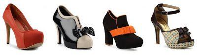 Trend Model Sepatu dan Sandal Wanita Terbaru 2014