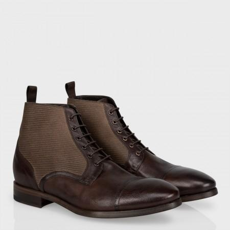 Paul Smith Shoes - Brown Julius Boots £290.00