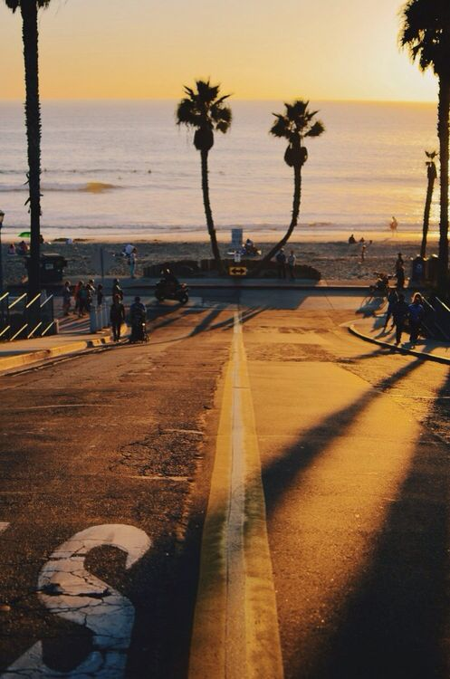 Los Angeles - Beach #losangeles #beach #usa