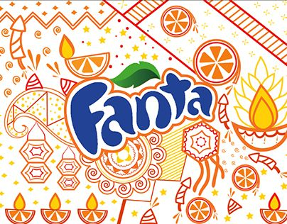 """Check out new work on my @Behance portfolio: """"Fanta Diwali Campaign (Facebook, twitter)"""" http://be.net/gallery/37897141/Fanta-Diwali-Campaign-(Facebook-twitter)"""