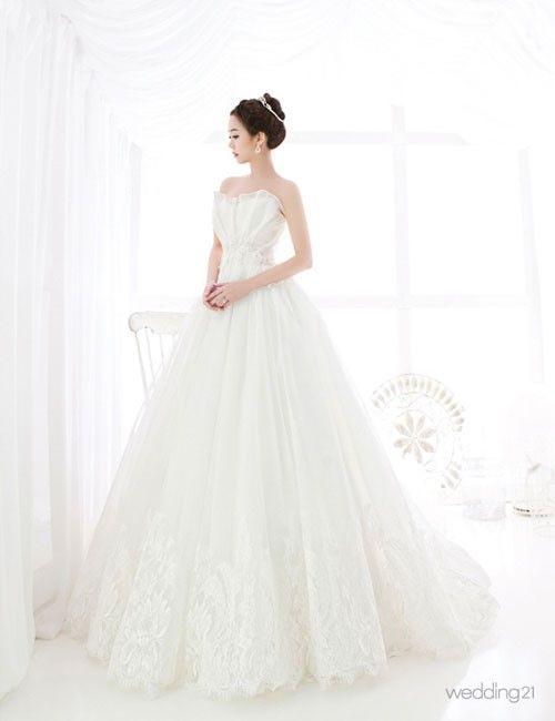 2014 S/S 신작 웨딩드레스 컬렉션-9 : 네이버 매거진캐스트