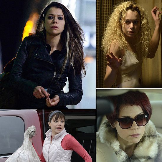 The Very Best Pop Culture Halloween Costumes For Groups: Orphan Black