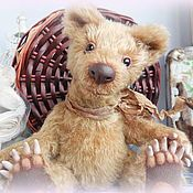 Куклы и игрушки ручной работы. Ярмарка Мастеров - ручная работа Гришенька. Тедди медведь.. Handmade.